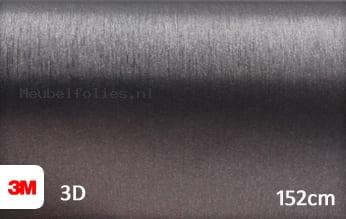 3M 1080 BR201 Brushed Steel meubelfolie