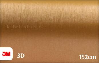 3M 1080 BR241 Brushed Gold meubelfolie
