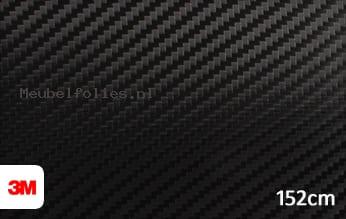 3M 1080 CFS12 Carbon Fiber Black meubelfolie