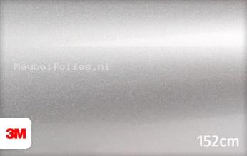 3M 1080 G120 Gloss White Aluminium meubelfolie