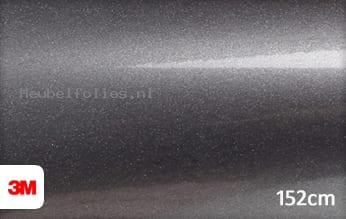 3M 1080 G201 Gloss Anthracite meubelfolie