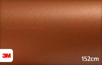 3M 1080 M229 Matte Copper Metallic meubelfolie