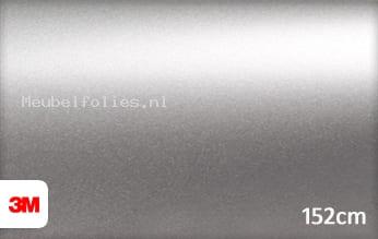 3M 1080 S120 Satin White Aluminium meubelfolie