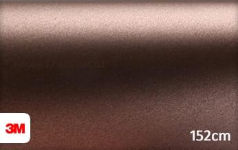 3M 1380 M219 Matte Brown Metallic meubelfolie
