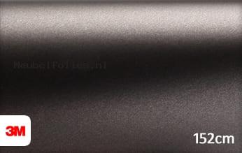 3M 1380 M221 Matte Charcoal Metallic meubelfolie