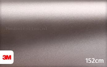 3M 1380 M230 Matte Grey Metallic meubelfolie