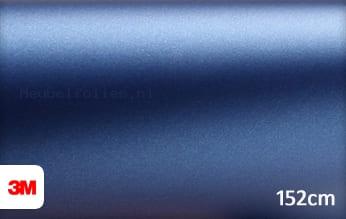 3M 1380 M287 Matte Slate Blue Metallic meubelfolie