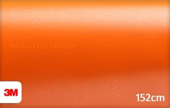 3M 1380 S284 Satin Autumn Orange meubelfolie
