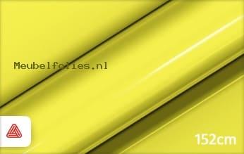 Avery SWF Ambulance Yellow Gloss meubelfolie