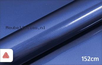Avery SWF Dark Blue Gloss Metallic meubelfolie