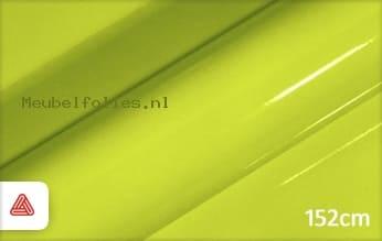 Avery SWF Lime Green Gloss meubelfolie