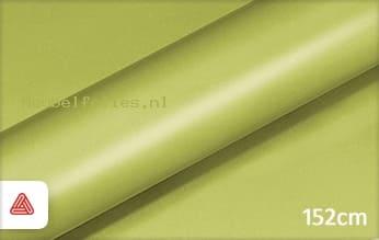 Avery SWF Yellow Green Matte Metallic meubelfolie