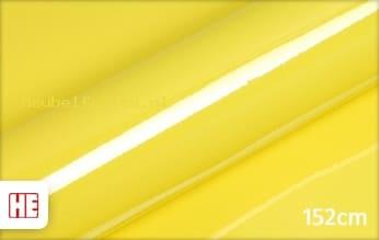 Hexis HX20108B Lemon Yellow Gloss meubelfolie