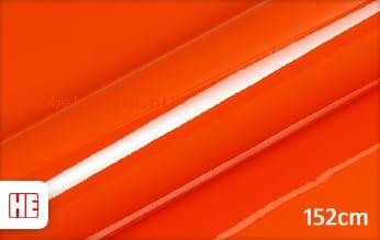 Hexis HX20165B Mandarin Red Gloss meubelfolie