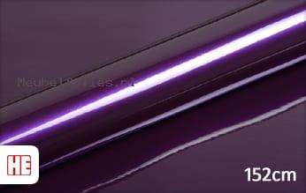Hexis HX20352B Elderberry Purple Gloss meubelfolie