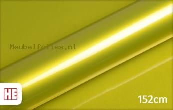 Hexis HX20558B Yellow Metallic Gloss meubelfolie