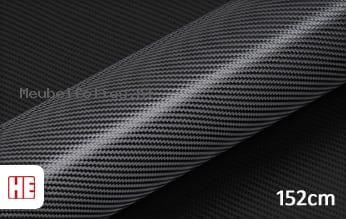 Hexis HX30CA890B Black Carbon Gloss meubelfolie