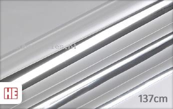 Hexis HX30SCH01B Super Chrome Silver Gloss meubelfolie