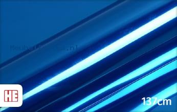 Hexis HX30SCH05B Super Chrome Blue Gloss meubelfolie