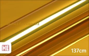 Hexis HX30SCH07B Super Chrome Gold Gloss meubelfolie