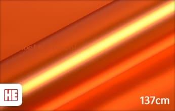 Hexis HX30SCH08SB Super Chrome Orange Satin meubelfolie