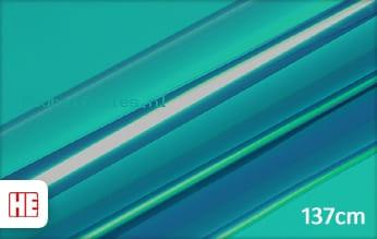 Hexis HX30SCH11B Super Chrome Light Blue Gloss meubelfolie