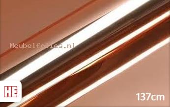 Hexis HX30SCH12B Super Chrome Rose Gold Gloss meubelfolie