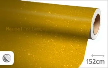 Diamant geel meubelfolie