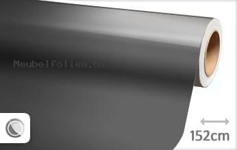 Glans betongrijs meubelfolie