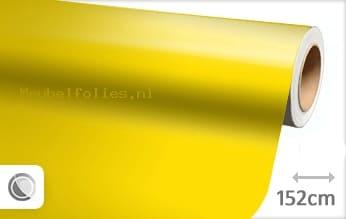 Glans geel meubelfolie