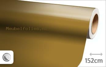 Glans goud meubelfolie