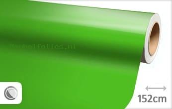 Glans groen meubelfolie
