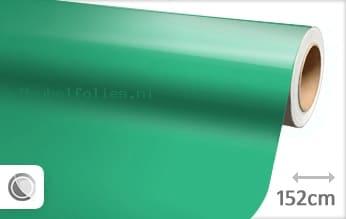 Glans turquoise meubelfolie