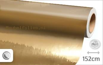 Goud chroom meubelfolie