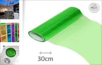 Groen tint folie