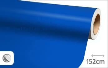 Mat blauw meubelfolie