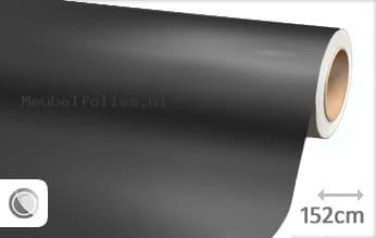 Mat chroom antraciet meubelfolie