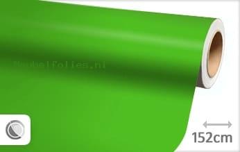 Mat groen meubelfolie