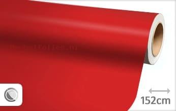 Mat rood meubelfolie